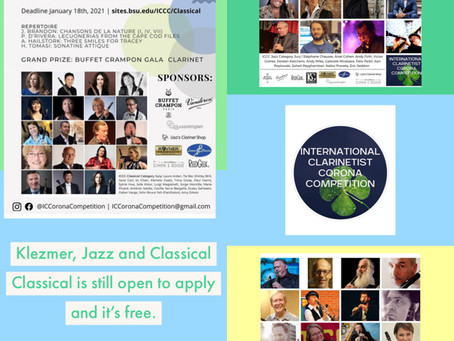 THE LAST OF THE COMPETITIONS IS ON! CLASSICAL