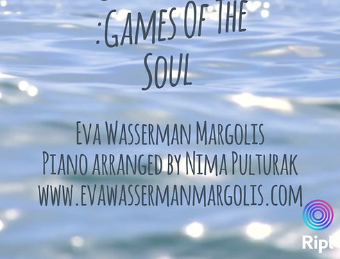Games Of The Soul  (PDF only)