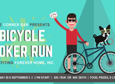 Corner Bar Bicycle Poker Run
