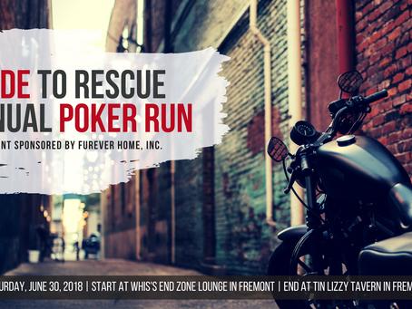 Ride to Rescue Poker Run