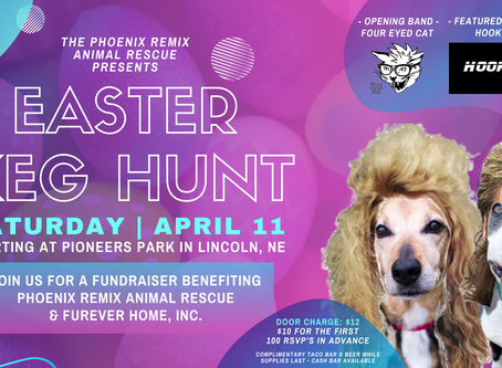 POSTPONED - EASTER KEG HUNT