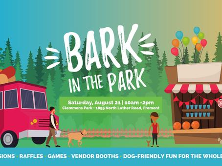 Bark in the Park