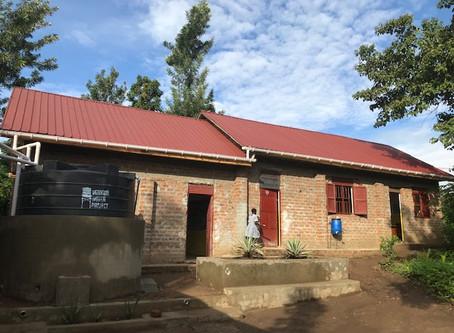 'Welcome back Mzungu Madja!'