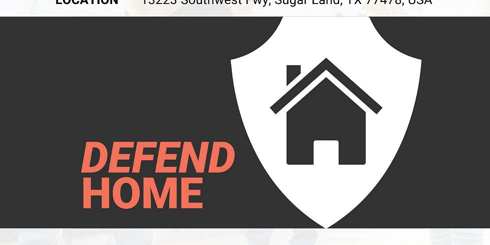 Defend Home   St. Martin's Episcopal