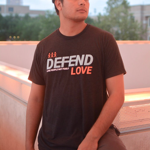 Defend Love T-Shirt