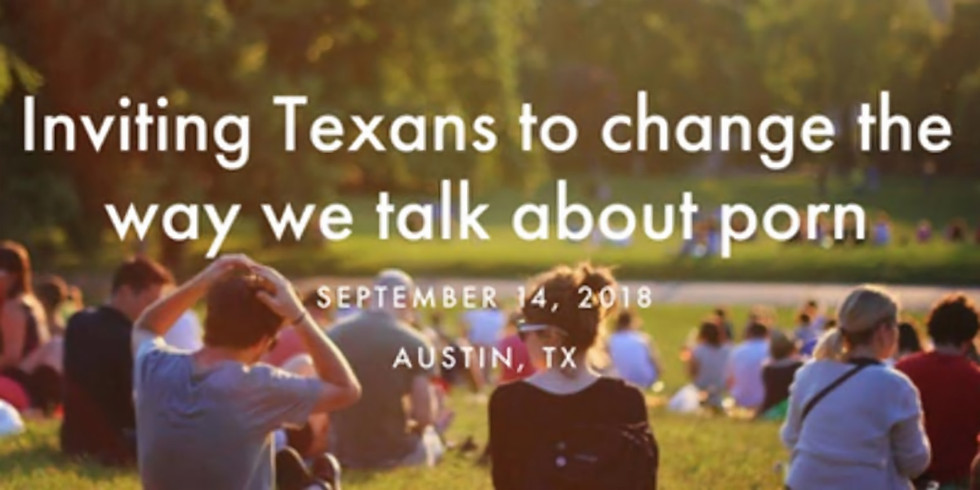 LoneSTAR Coalition Against Pornography Conference