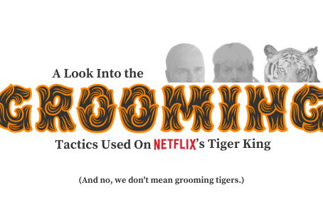 """Tiger King"" Had Grooming In It And Nobody Is Talking About It"