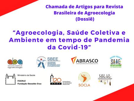 Sociedades Científicas do Brasil e América Latina e FIOCRUZ convidam para publicação de Dossiê em Te