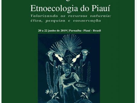 lançamento: Resumos e Memórias do II Encontro de Etnobiologia e Etnoecologia do Piauí