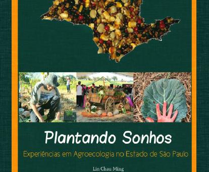 Livro: Plantando sonhos: experiencias agroecológicas no estado de São Paulo  - Gratuito