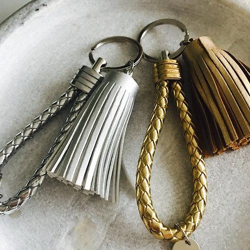 Metallic Keyring