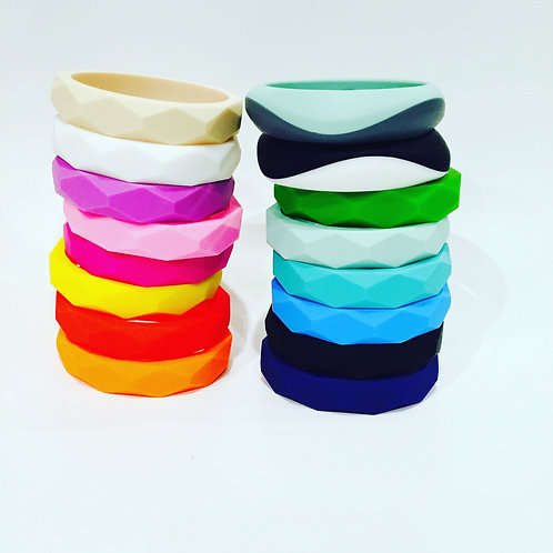 HEXAGON Silicone Bracelet