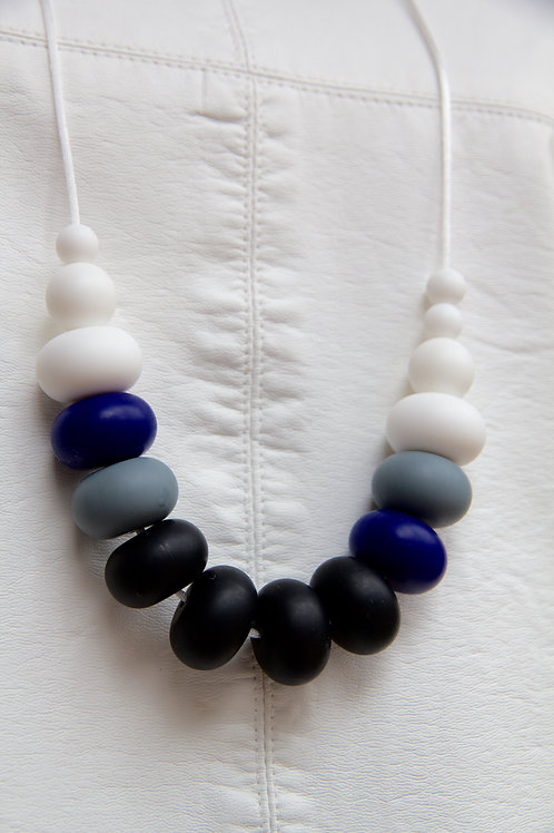 Cloud Nine  Necklace Silicone Necklace