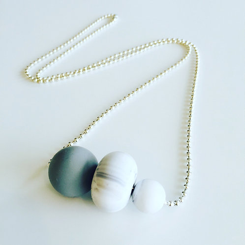 Iona Necklace on chain