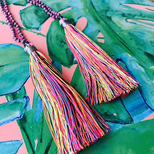 New Season Multi Tassel