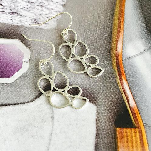Link Gold earrings 0119
