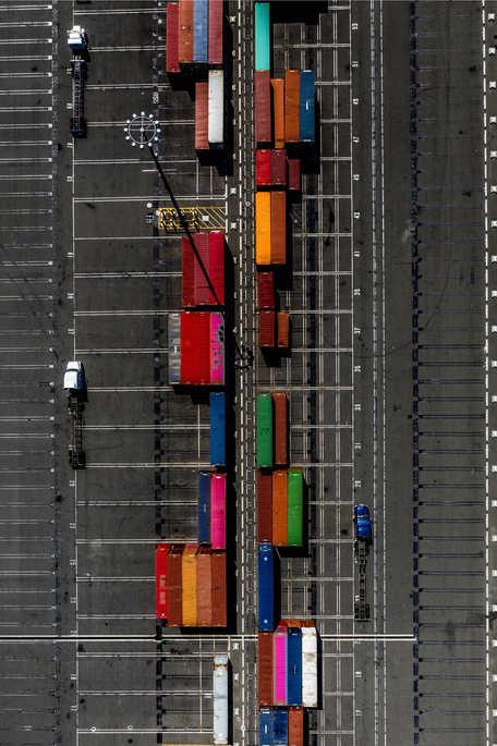 Tetris, Californie