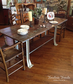 Industrial Table - Farm table