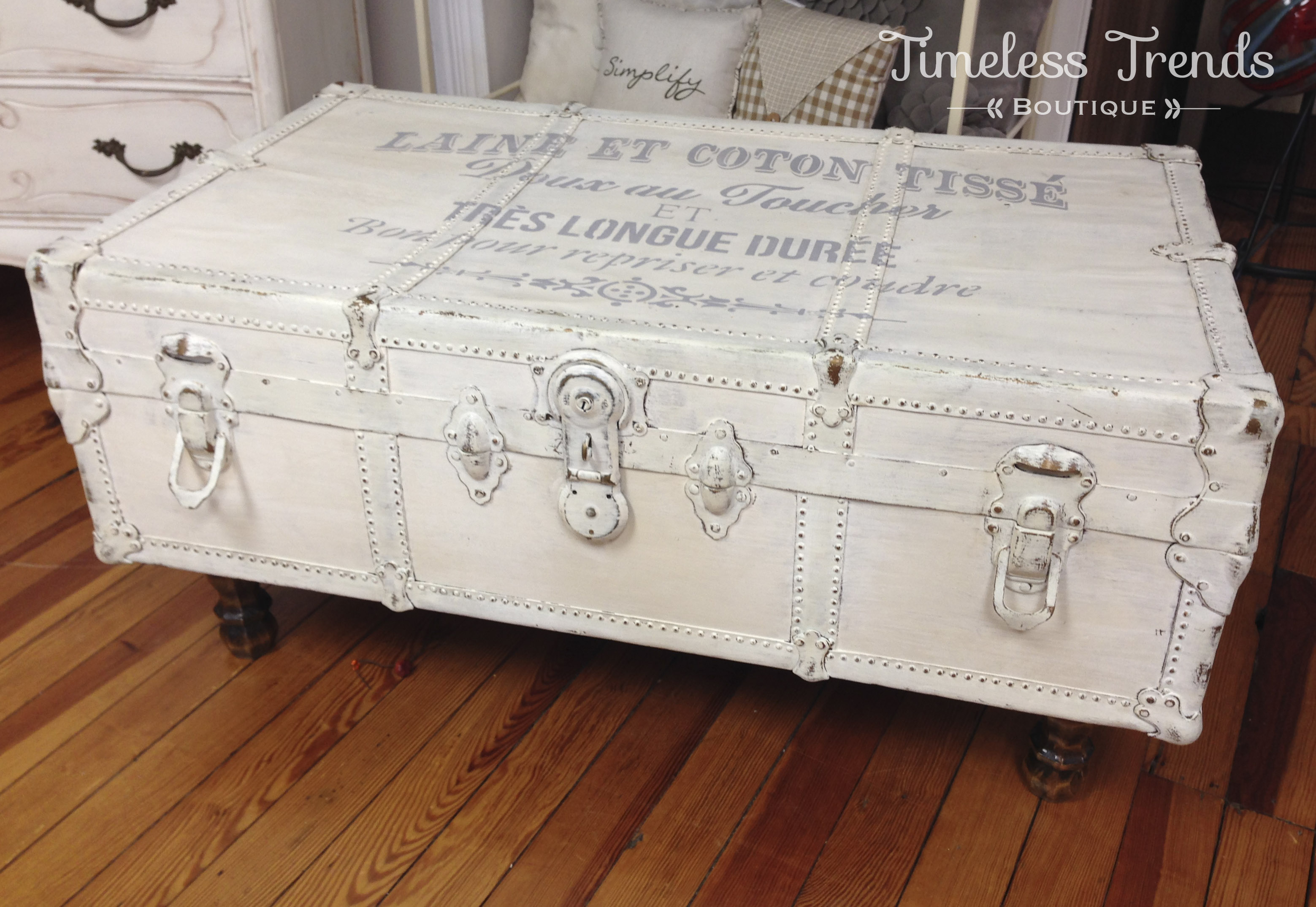 Trunk Table