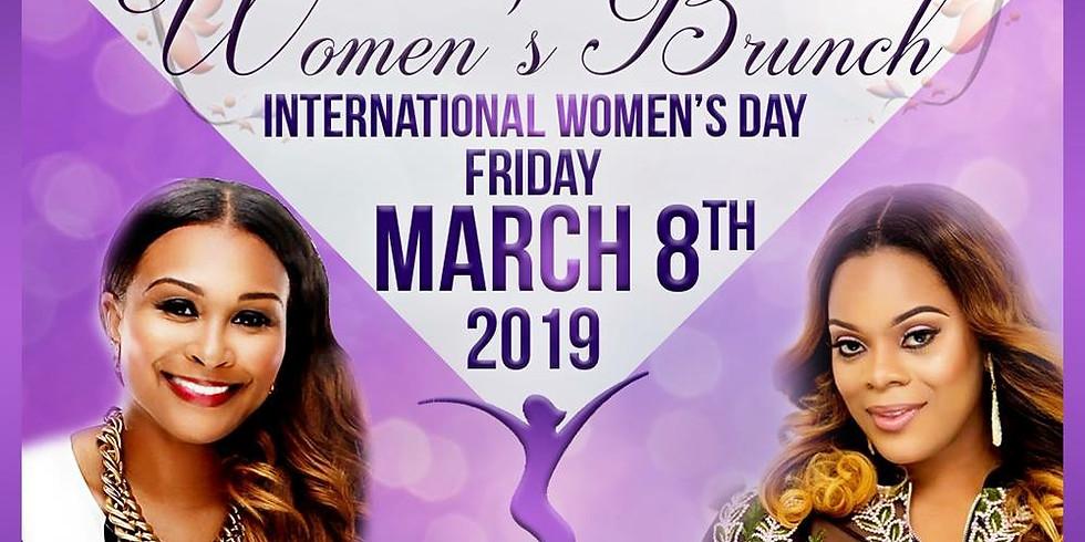 Balance for Better Women's Brunch International Women's Day