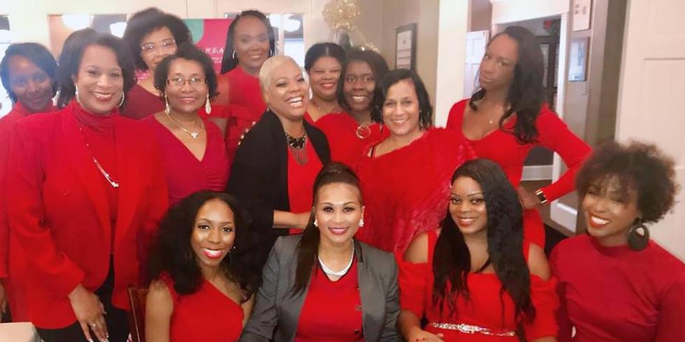 Ladies In R.E.D. (Men in Black) Scholarship Banquet