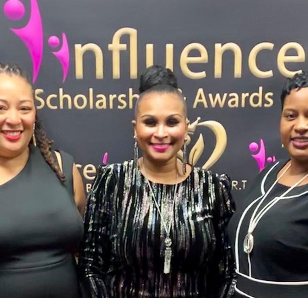 I InfluenceHer Scholarship and Awards Ba