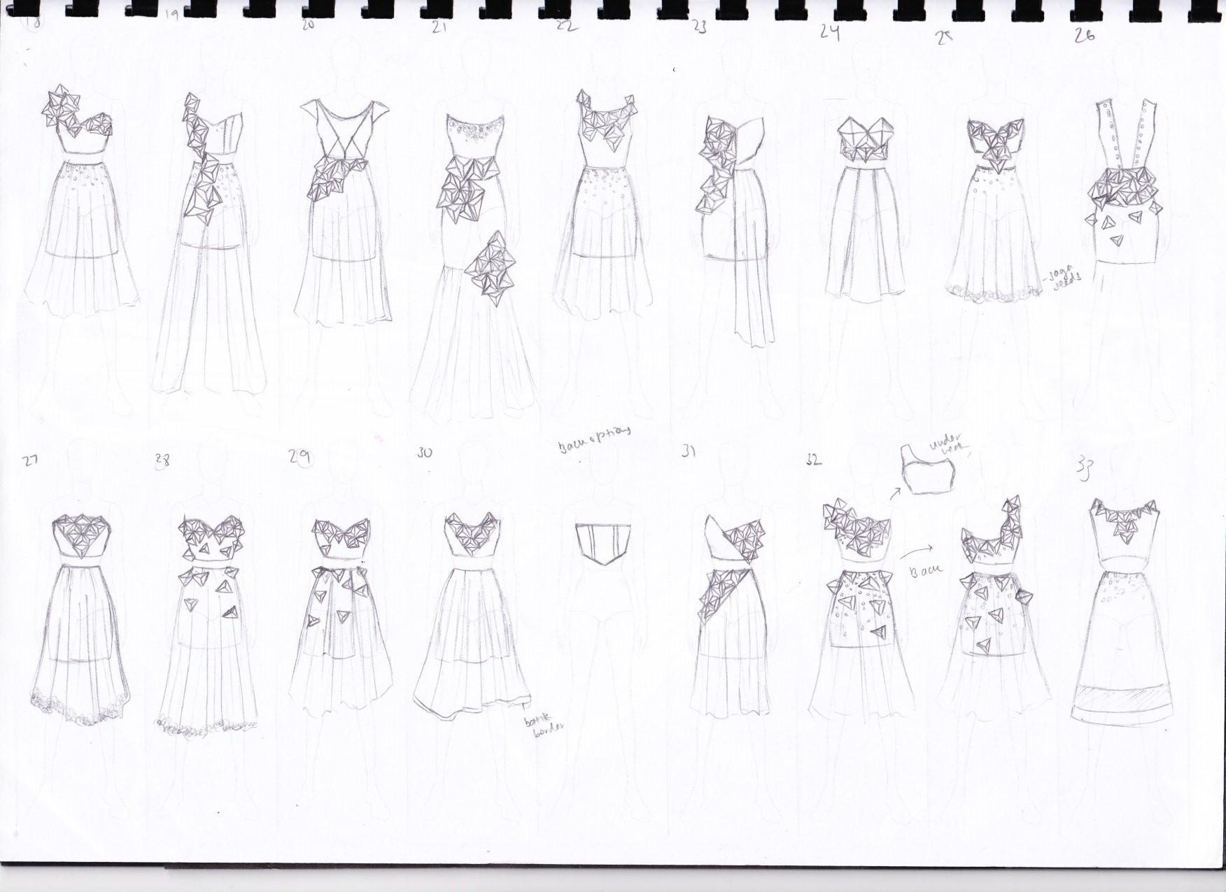 Developmental Sketches