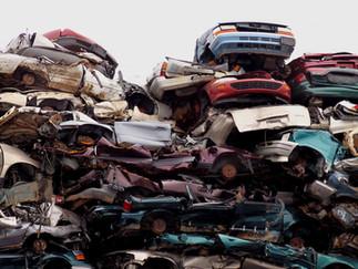 Programa de chatarrización de vehículos en CDMX