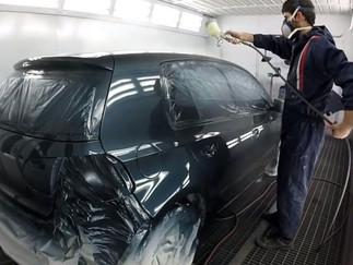 Todo lo que debes saber sobre la pintura de tu auto