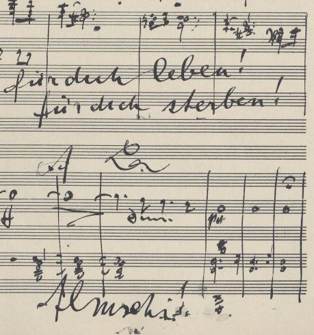 music, handwritten, score