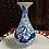 Thumbnail: Blue/White Chinese Wine Bottle