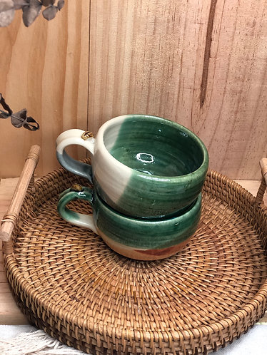 Cappuccino cup (Forest series #01)