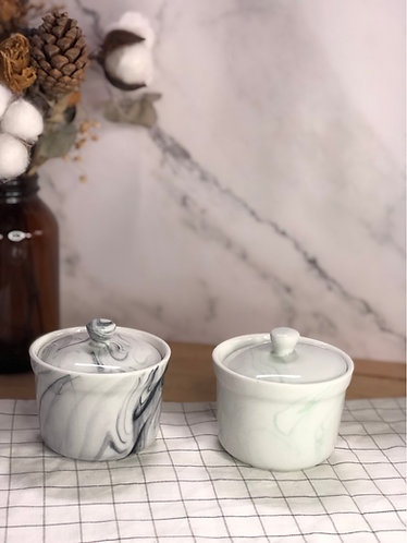 Marbling container (2 colours)