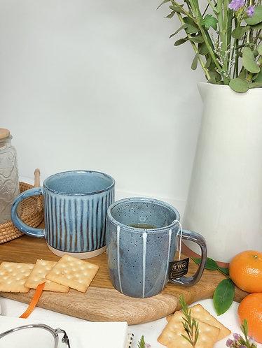 Ash blue Mug (2 sizes)