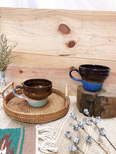 Skinny bottom cups (2 designs)