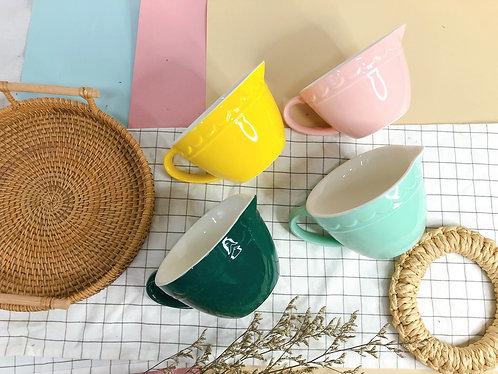 Milk jar ( 4 colours)