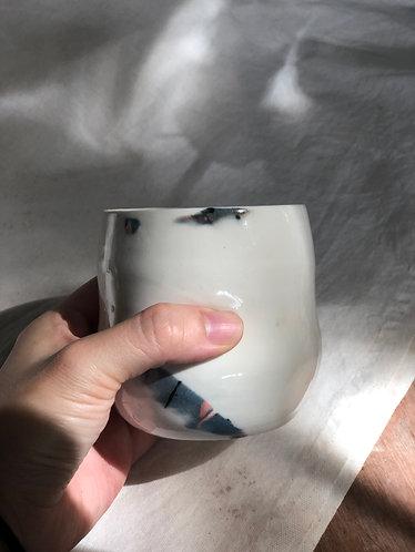 Porcelain x Colour Stain Cup