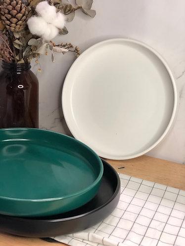 Matt series | 20cm shallow plate