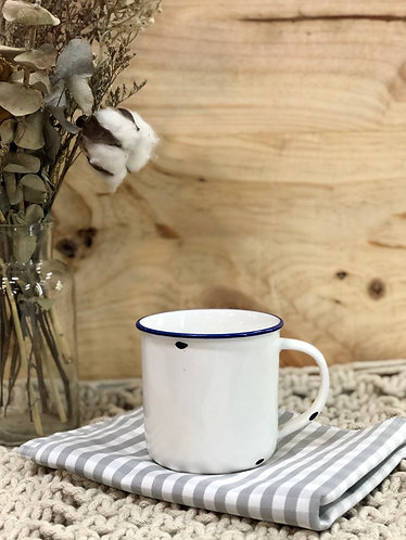 Inspired vintage cup
