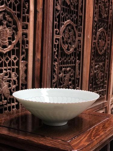 Celadon light x shine through bowl
