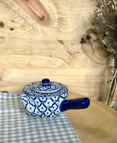 B/W Teapot
