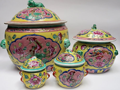 Peranakan Kamcheng (6 sizes)
