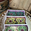 Thumbnail: Peranakan rectangle plate (6 colours)