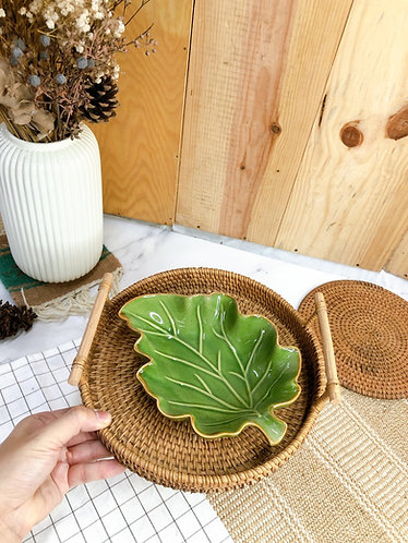 Leaf bowl #6