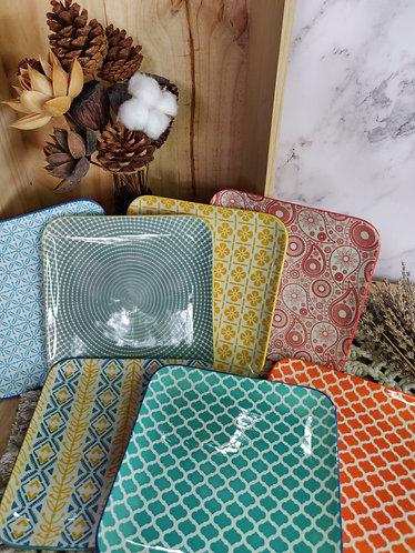 Square Plate (7 designs)