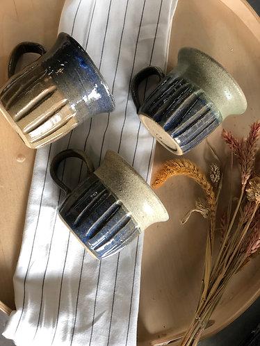 Handmade Vintage cup (3 Designs)