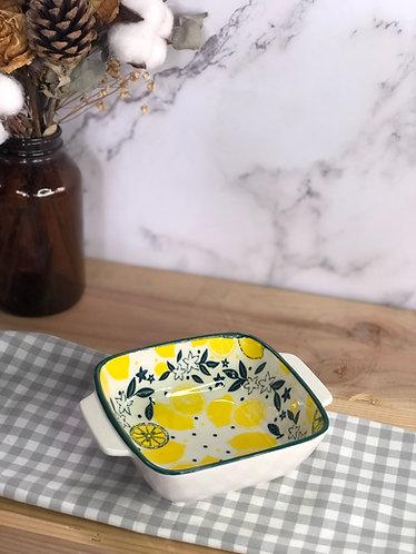 Square x Lemon bowl