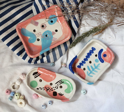 Soap / Sponge Dish