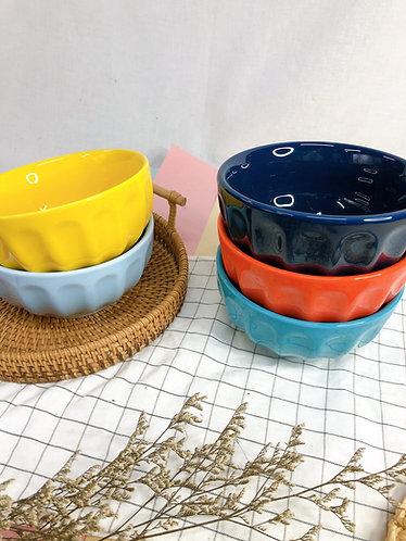 Coloured bowl ( 5 colours)