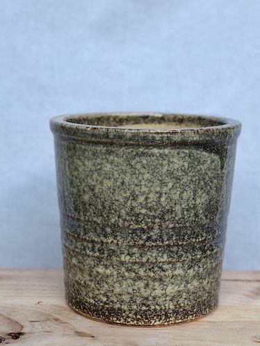 Outdoor texture glazed pot  (5 sizes)